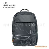厂家生产笔记本双肩背包 电脑背包15寸双肩背包K8165W登山休闲包