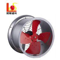 管道加压送风机 大风量低噪声圆形管道风机 SF(G)防爆轴流风机