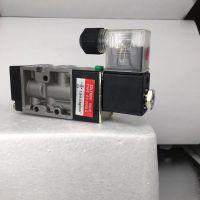 强实CS电磁阀Solenoid Valves五口两位先导式双电控调节阀