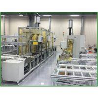 新能源汽车电机组装流水线自动化设备