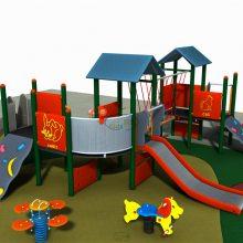 公园广场304不锈钢滑梯木质组合滑梯非标定制游乐设备旅游景区幼儿园可加工定做