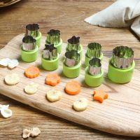 不锈钢饼干模具卡通面食面点造型工具 蝴蝶面片压花刀切花器