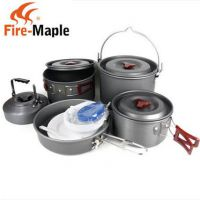 火枫  FMC-212野营户外套锅餐具炉具炊具6-7人 图片参考