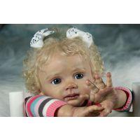 FRIDOLIN 手工娃娃模具 软硅胶安全无毒娃娃