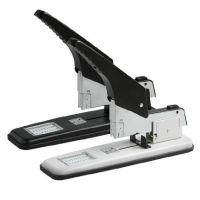 包邮 得力0399重型订书机省力加厚大型钉书机210页订书器钉书器