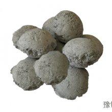 豫铖鑫铁合金现货供应碳化硅球