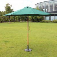 供应手摇中柱伞、户外太阳伞、遮阳伞