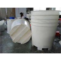 食品级塑料圆桶、发酵桶生产商用什么材质好PE圆桶