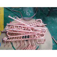热销 空调配套 高效冷凝器 U型翅片式冷凝器 按图加工非标定制
