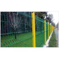 广东深圳双边丝折弯护栏网公路隔离栏结实耐用易维护热镀锌球型柱栏杆厂家价格