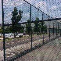 操场防护围栏网 运动场护栏网 4米高网球场护栏