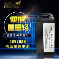 18650锂电池48V力鹏电池手电筒大容量电动车18650平衡车锂电池