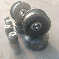 单梁起重机LD车轮 / 锻打平面齿圈 / 端梁行走车轮