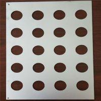 钢板冲孔板 镀锌冲孔网 不锈钢多孔板-唯奥厂家定制