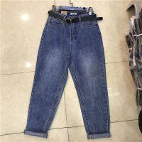 几块钱牛仔裤清货便宜女装裤子便宜破洞牛仔裤时尚女士裤子清仓