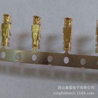 工厂价连接器生产绝缘端子rf1.37射频电缆镀金端子连接器
