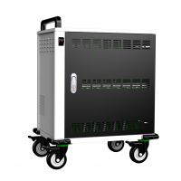 iPad 平板电脑充电柜 电子书包柜 笔记本集中管理充电箱 移动推车 Sync32