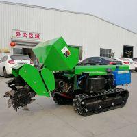 什么样的机器适合果园挖沟挖渠 多功能开沟机 田园管理机