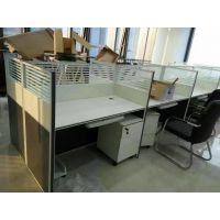 周口屏风隔断办公桌生产商 美冠