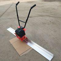 东硕机械电动混凝土振平机 小型手扶刮板整平机 砼面找平机