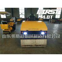 供应弗斯特FST-4.0T四吨双钢轮压路机新款上市