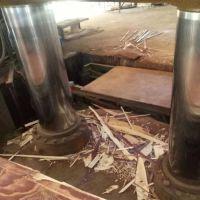 7成新福建捷创36尺400吨二手多层热压机