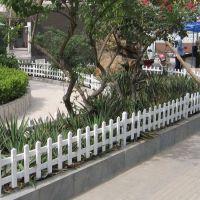 PVC草坪护栏厂家 绿化带围栏 道路两侧栏杆