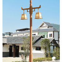 兴凯照明3米别墅LED庭院灯 30w 支持来图定制