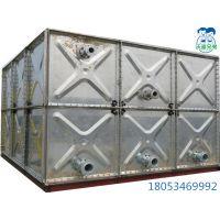 沃迪装配式镀锌钢板水箱生活水箱镀锌储水箱