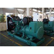 专供沃尔沃(68KW-500KW)柴油发电机