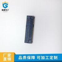 工厂直销 插槽显卡电脑主板连接器 LOTES 迷你PCIE H4.0插座连接器