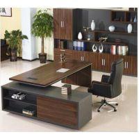 老板桌办公家具大班台单人组合经理桌主管桌老板办公桌