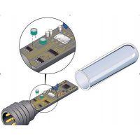 立体电路塑料 日本三菱 助听器电路专用 半透明防火