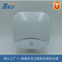 厂家定制 2018爆款新品 丝印加工 亚克力面板 电子电器面板