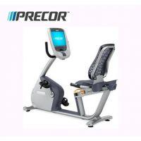背靠健身车RBK885型号电磁控,美国必确品牌健身器材,质量保障