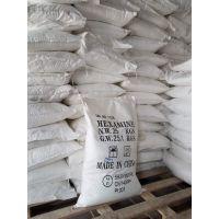 六亚甲基四胺产厂家直供、国标六亚甲基四胺、优质99.3%六亚甲基四胺