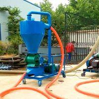 供应气力吸粮机厂商省人工 专用集装箱装卸管道吸粮机