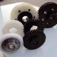 直销PEEK齿轮加工 PEEK塑料齿轮 大尼龙齿轮 质量保证