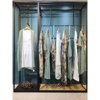玛斯米亚女装曼天雨品牌折扣女装加盟店杭州品牌尾货市场在哪里批发市场甜美貂皮休闲裤