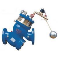 供给YQ98005上海昊沃过滤活塞式电动浮球阀