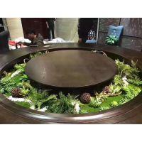 桌盘景观桌子造景餐桌设计微景观酒店餐厅桌盘布置桌子美化餐桌