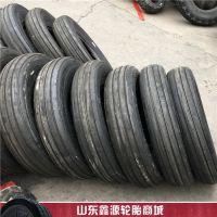 前进大力士免耕机轮胎7.60-15 760-15双沟顺花花纹I-1农机具轮胎