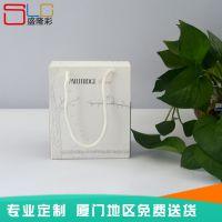 精美手提纸盒定做 高档白卡纸 彩色包装盒 包装彩盒印刷厂家