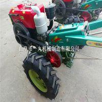 农用两轮手扶拖拉机 一九牌101型柴油水冷拖拉机 可收割旋耕等