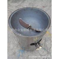 多功能板栗炒货机 瓜子花生炒锅 铸铁滚筒炒锅