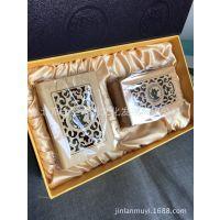 竹质笔筒 名片盒 商务礼品 大学纪念品 会议礼品 校庆纪念品 笔筒