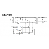 LZC8660 集成模拟、数字调光的 PSR 控制器 精品首推