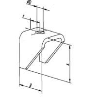 吉林401单槽钢吊杆座生产厂家赤诚在线咨询