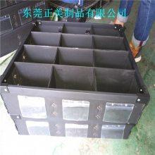 广州南沙汽车配件中空板箱 线路板瓦楞板周转箱 东莞正美塑胶公司