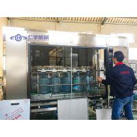 厂家直销刷桶机 加仑桶洗桶机 高压洗桶机